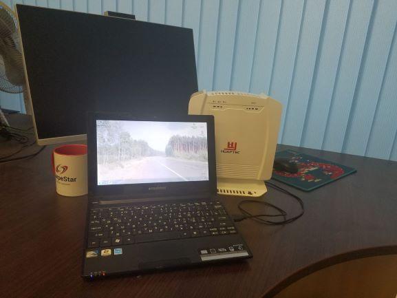 Настройка цифрового репитера